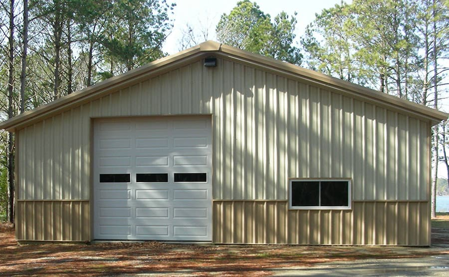 Steel Buildings Are Great Mini Storage Buildings For Home